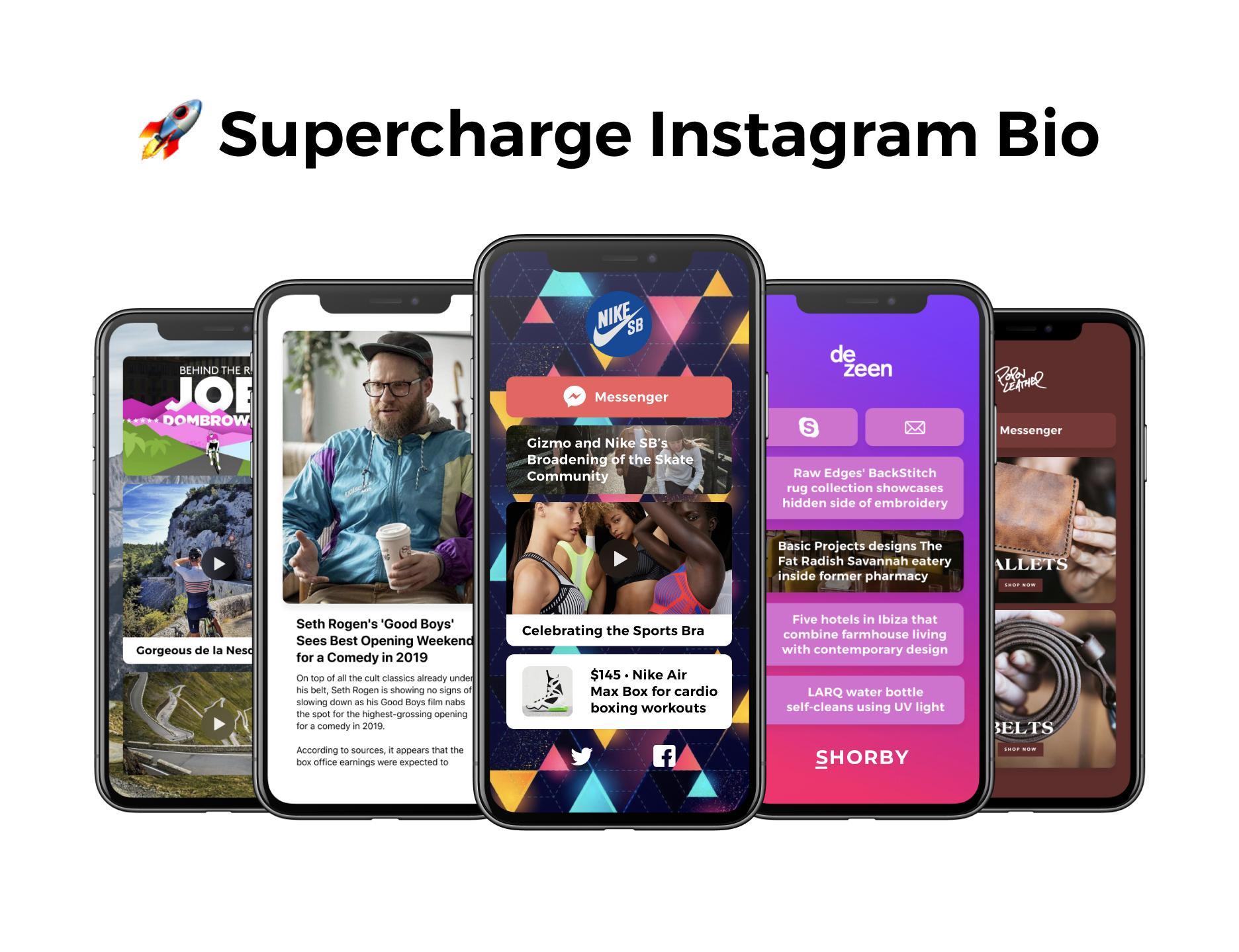 Turbocharge Your Instagram!